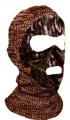 RELIABLE OF MILWAUKEE Fleece Face Mask Adventure Brn