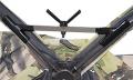 GSM LLC HME Ground Blind Easy Aim Gun Rest