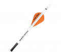 NEW ARCHERY PRODUCTS CORP NAP Quickfletch Crossbow Quick Spin 1 White/2 Orange