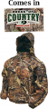 FROGG TOGGS Pro Action Rain Jacket Mossy Oak Country Large