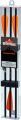"TENPOINT CROSSBOW TECHNOLOGIES Black Aluminum 20"" Bolts w/Vanes"