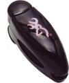ABSOLUTE EYEWEAR SOLUTIONS LLC Pink Buckmark Visor Clip