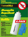 THERMACELL REPELLENTS INC *Refill Value Pack Thermacell
