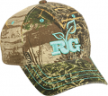 OUTDOOR CAP COMPANY INC Realtree Girl Hat Realtree Max1 Camo