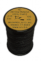 BROWNELL & CO INC 1-D Serving.019 Black 100 yd
