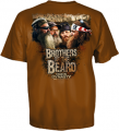 CLUB RED Youth Duck Dynasty S/S Tshirt Beard Brothers Texas Orange S