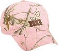 OUTDOOR CAP COMPANY INC Realtree Girl Hat Realtree APC Pink Camo