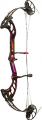 "PRECISION SHOOTING EQUIP 17 Fever Purple Rain Right Hand 25"" 50#"