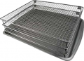 WESTON PRODUCTS LLC Non-Stick 3 Tier Jerky Drying Rack & Baking Pan