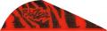 "BOHNING CO LTD Blazer Vanes 2"" Red Tiger"