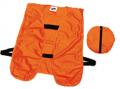 FROGG TOGGS Blaze Orange Packable Safety Vest