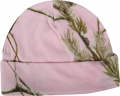 OUTDOOR CAP COMPANY INC Fleece Watch Cap Realtree APC Pink