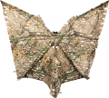 HUNTERS SPECIALTIES INC .S Conceal & Carry Ground Blind
