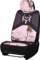 SIGNATURE PRODUCTS GROUP Bone Collector Low Back 2.0 Seat Cover Realtree Pink
