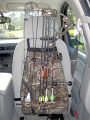TROPHY HUNTING PRODUCTS INC Backseat Bow Sling AP Camo