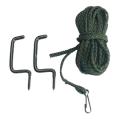 ALLEN CO INC Allen Pull Rope w/2 Bowhangers