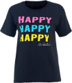 PIVOTAL PARTNERS LLP Ladies Duck Commander S/S Shirt Happy Happy Happy Small