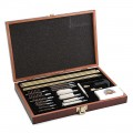 Gm Univ Dlx 35Pc Wood Case Clng Kit