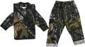 BONNIE & CHILDRENS SPORTSWEAR Long Sleeve T Jersey Sweatpant Breakup 4 - 5