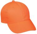 OUTDOOR CAP COMPANY INC Youth Solid Blaze Orange Cap