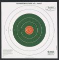 ALLEN CO INC Allen/Remington 100yd Bullseye Sight-In Target