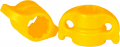 "AMS BOWFISHING AMS 5/16"" Safety Slide Yellow"