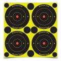 B318 Sht-N-C 3In Rnd Tgt 48 Targets