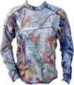 PROIS HUNTING APPAREL Womens Ultra Long Sleeve Shirt Realtree All Purpose Xsmall