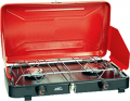 TEXSPORT CO Compact Propane Stove 2 Burners