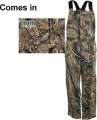 WALLS INDUSTRIES INC Womens Insulated Bibs Mossy Oak Country Large