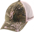 BROWNING Browning Country Girl Realtree Xtra Camo & Pink Cap