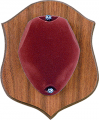 QUAKER BOY INC Quaker Mounting Kit w/Red Material