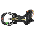 TRUGLO INC Accu Strike XS 5 Pin .019 Sight w/Light Black