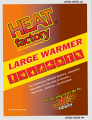 HEAT FACTORY USA INC Hothands Large Hardwarmers