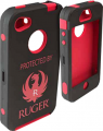 ALLEN CO INC Allen Iphone 4/4s Ruger Logo Cell Phone Case