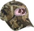 OUTDOOR CAP COMPANY INC Ladies Mossy Oak Breakup Infinity Frayed Hat