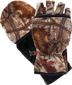 MANZELLA PRODUCTIONS INC Bowhunter Convertible Glove/ Mitten Realtree Xtra Yth Large