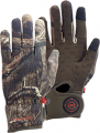 MANZELLA PRODUCTIONS INC Youth Bow Ranger Fleece Glove Realtree Xtra Camo M/L