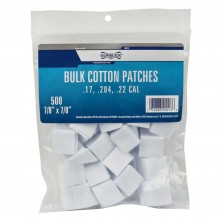 17-22 Cal 7/8In 500Pk Cotton Clng Patch
