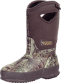 ROCKY BRANDS WHOLESALE LLC Adolescent Core Rubber Boot 400g M.O.Infinity Size 4
