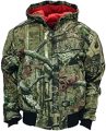 WALLS INDUSTRIES INC Mossy Oak Toddler Hooded Jacket Breakup Infinity 3T