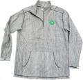 GATOR SKINS Gator Skin Thermal Zippered Shirt Xlarge