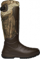 """LA CROSSE FOOTWEAR INC Aerohead 18"""" Boot Mossy Oak Infinity Size 12"""