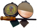CALLMASTERS Callmasters Gold 3-D Triple Tone Pot