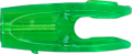 EASTON TECHNICAL PRODUCTS G 4mm Pin Nock Large Groove Green Compound