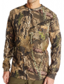 WALLS INDUSTRIES INC Long Sleeve Pocket Tshirt Mossy Oak Country Medium
