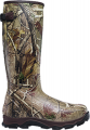 LA CROSSE FOOTWEAR INC 4X Burly Boot Realtree All Purpose 1200gr Size 10