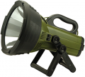 GSM LLC Cyclops Thor Colossus 18mcp Rechargeable Spotlight
