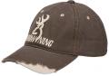 BROWNING Browning Grunge Cap Stone w/Buckmark