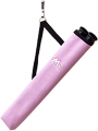 OCTOBER MOUNTAIN PRODUCTS Adventure 2 Tube Hip Quiver Pink Right/Left Hand